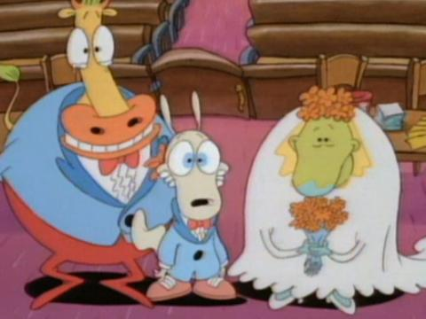 Rocko's Modern Life: Rocko Gets Married