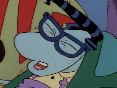 Rocko's Modern Life: Come Crawl With Me