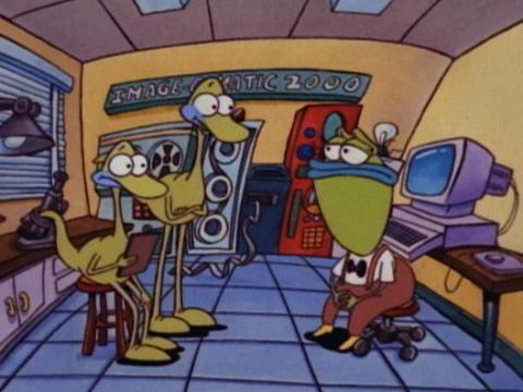 "Rocco's Modern Life: ""Ed Good, Rocko Bad"""