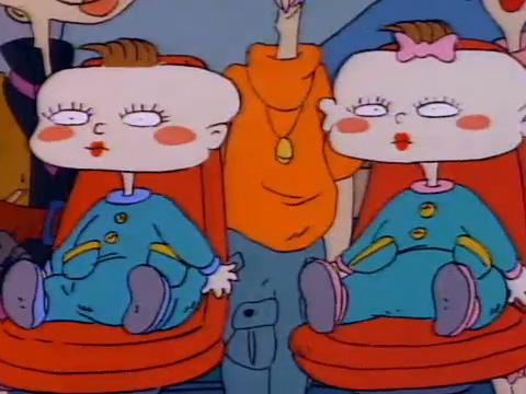 "Rugrats: ""Baby Commercial"""