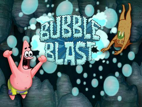 SpongeBob SquarePants: Bubble Blast