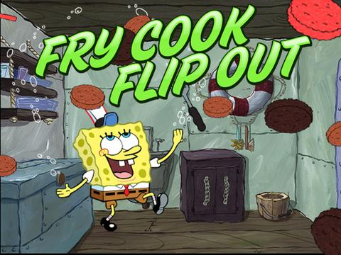 SpongeBob SquarePants | Frycook Flipout