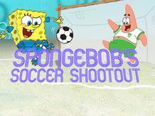 SpongeBob SquarePants: Soccer Shoot Out