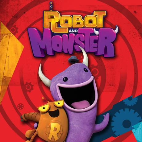 Robot y Monster