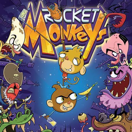 Космические обезьяны (6+)