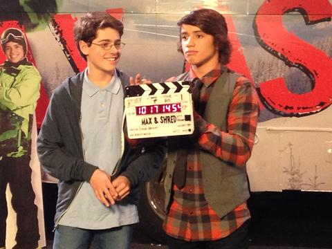 Max & Shred: Behind The Scenes!