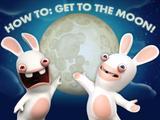 Rabbids: 10 Passos Simples Para Chegar à Lua
