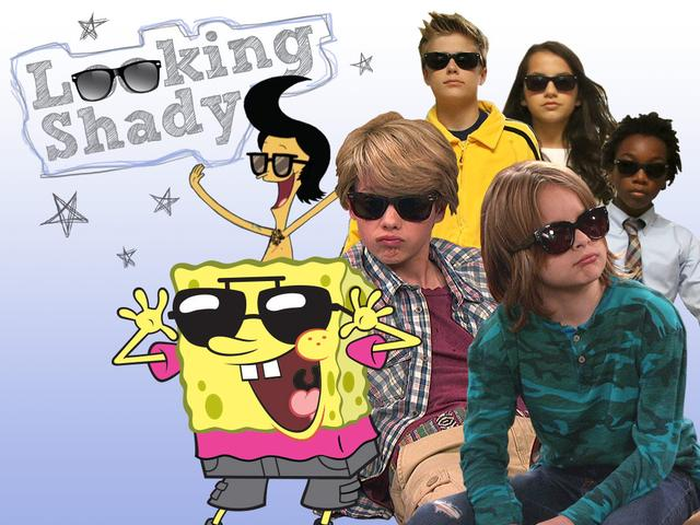 100 Things To Do Before High School. Looking Shady!