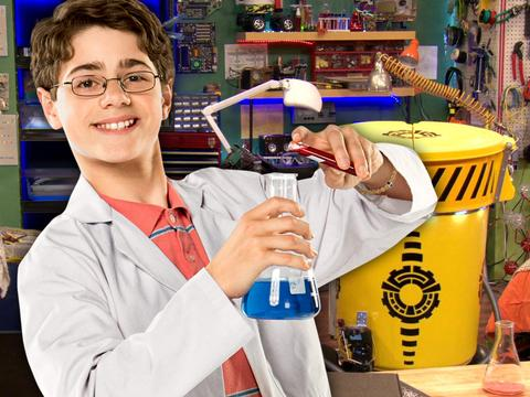 Max & Shred: Alvin's Inventions