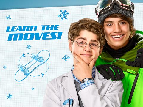 Max and Shred Moves!