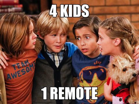 Nicky, Ricky, Dicky & Dawn: Quad Memes!