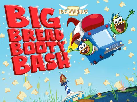 Big Bread Booty Bash