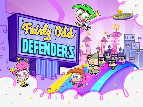 The Fairly OddParents: Fairly Odd Defenders