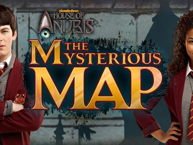 Anubis: La mappa misteriosa