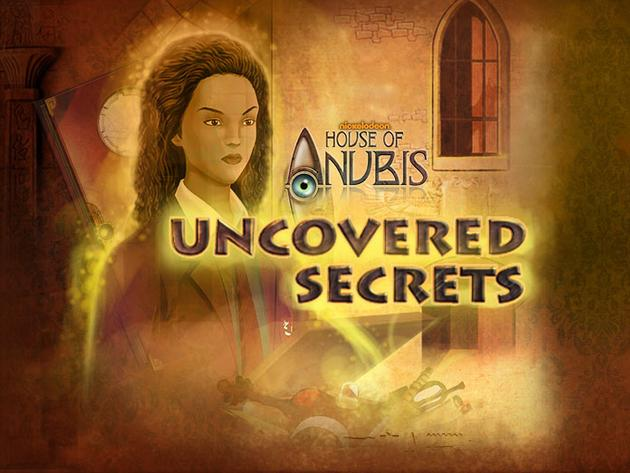 House of Anubis: Uncovered Secrets