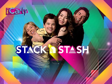 iCarly: Stack 'n' Stash