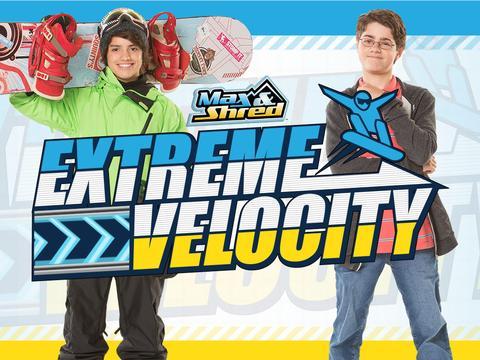 Max & Shred: Velocidade Extrema