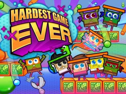 Cel mai greu joc Nickelodeon