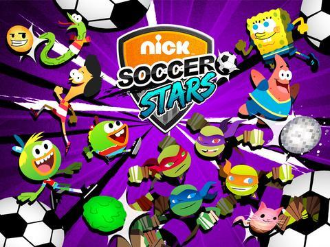 Estrelas de Futebol Nick