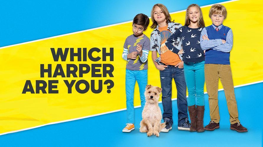 Which Harper Are You?