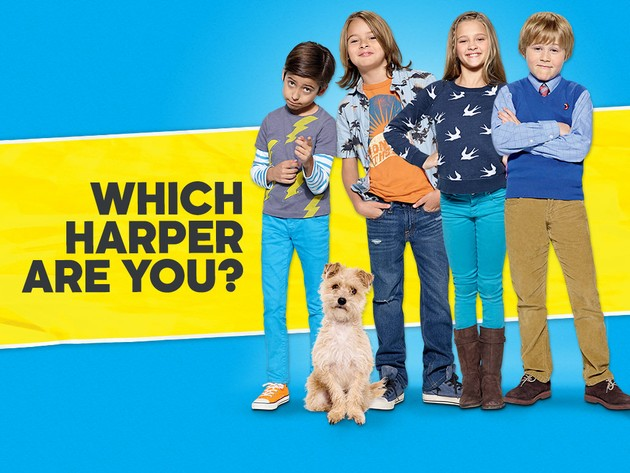 Which Harper Are You?