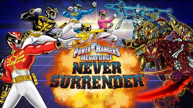 power rangers megaforce free games