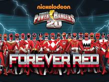 Power Rangers 20th Anniversary: Forever Red