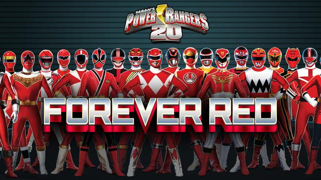 red power ranger games