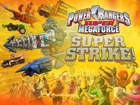 power rangers megaforce games play