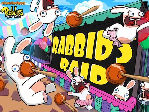 Игра про Бешеных Кроликов
