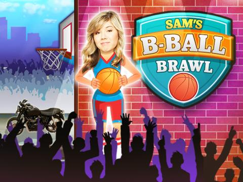 iCarly: Basket con Sam