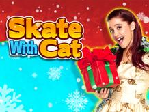 Skate with Cat