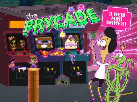El Frycade: Nivel II