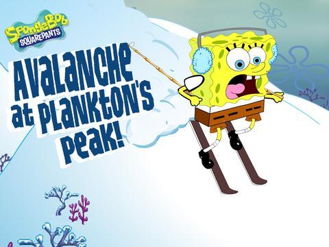 Spongebob: Valanga di neve