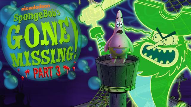Spongebob Gone Missing Free Games For Kids Nick Games