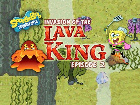 Invasion of the Lava King 2