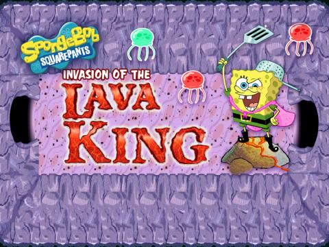 Invasion of the Lava King
