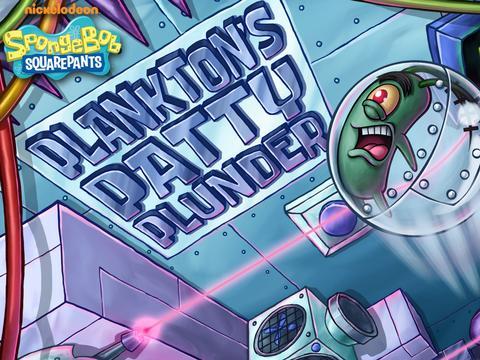 SpongeBob SquarePants: O Plano do Plankton