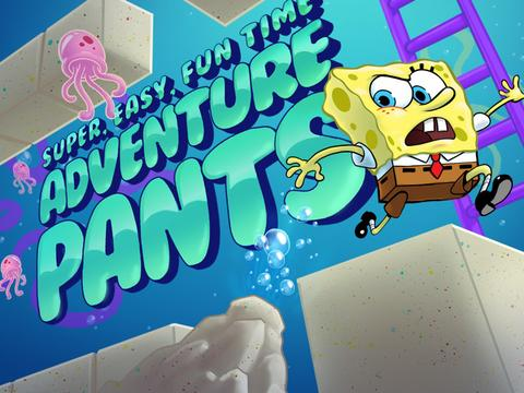 SpongeBob SquarePants: Super Easy Fun Adventure Time