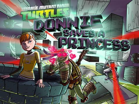Donnie salva la Principessa