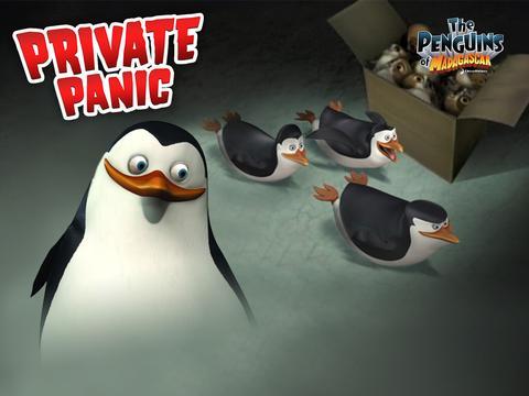 Бургерная лихорадка (Пингвины из Мадагаскара (6+))