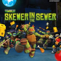 Espeto no Esgoto – Skewer in the Sewer