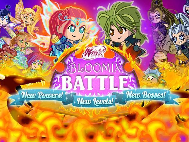 Bloomix Battle