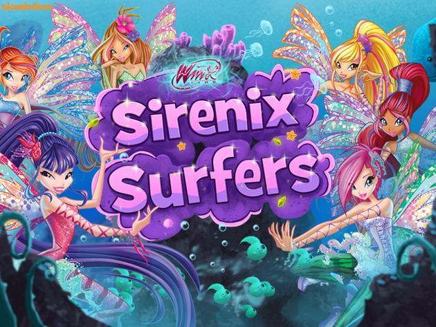 Winx Club: Surf cu Sirenix
