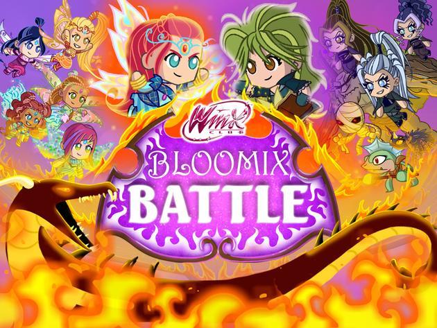 Winx: Bloom csatája
