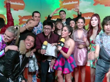KCA COLOMBIA | 2016 | Entrevista elenco Yo Soy Franky
