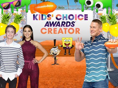 Kids' Choice Awards Creator