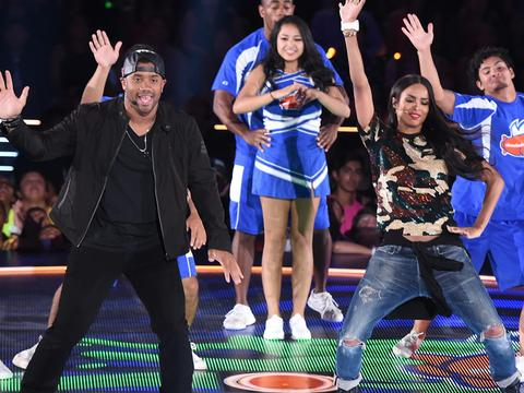 "Kids' Choice Sports 2015: ""They Whip and Nae Nae"""