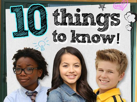10 Things To Know About This New Show!