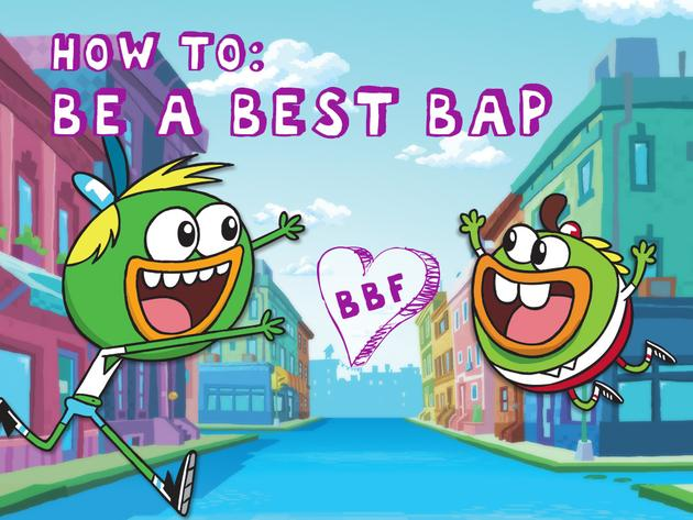 How To: Be A Best Bap!